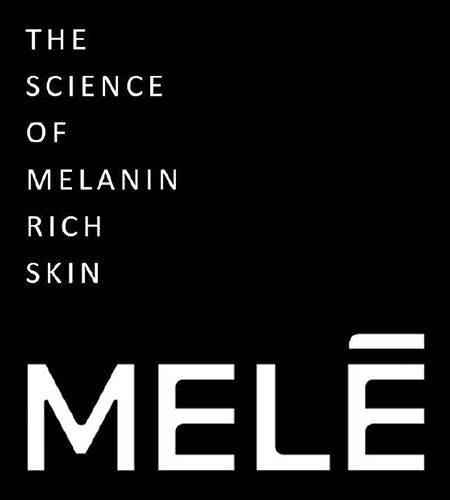 The science of melanin rich skin: Mele